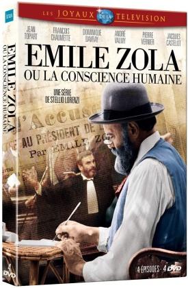 Émile Zola ou la conscience humaine - Mini-série (1978) (Les joyaux de la télévision, 4 DVD)