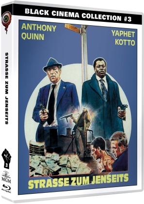 Strassen zum Jenseits (1972) (Black Cinema Collection, Limited Edition, Blu-ray + DVD)