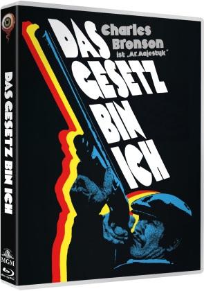 Das Gesetz bin ich (1974) (Limited Edition, Blu-ray + DVD)