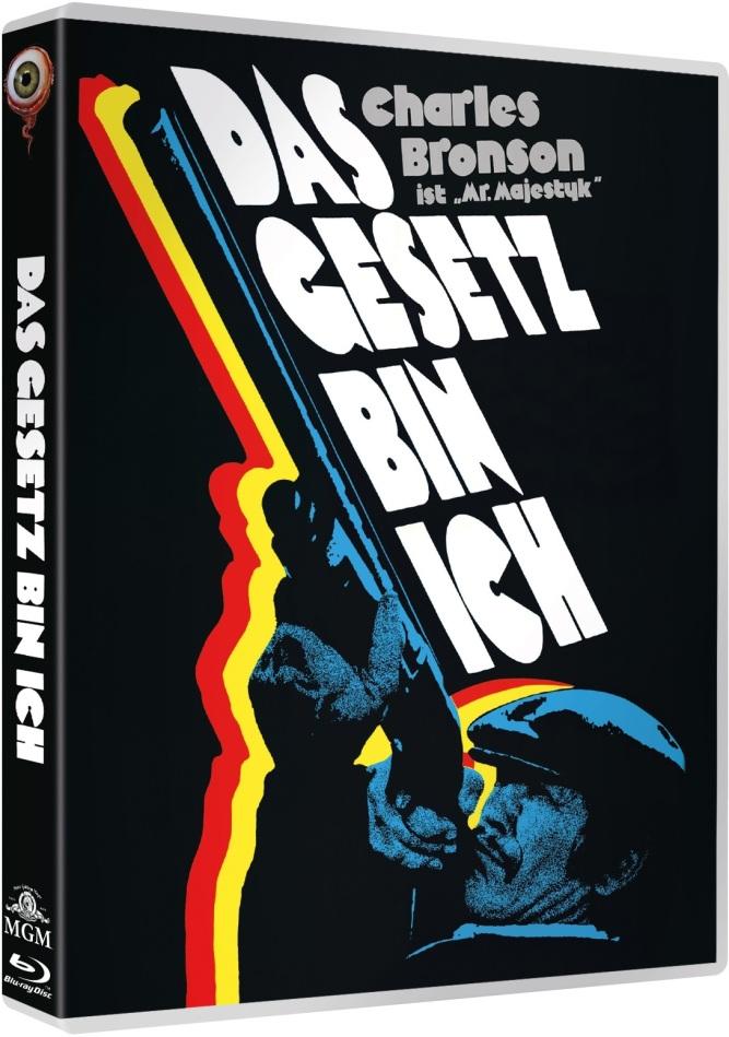 Das Gesetz bin ich (1974) (Limited Edition, Uncut, Blu-ray + DVD)