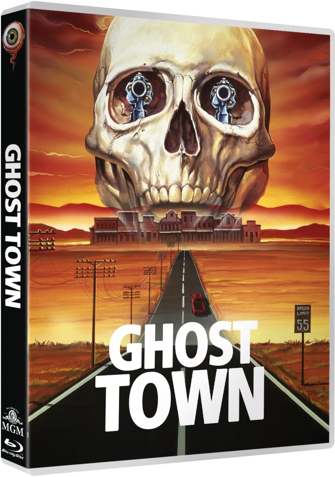 Ghost Town (1988) (Limited Edition, Blu-ray + DVD)