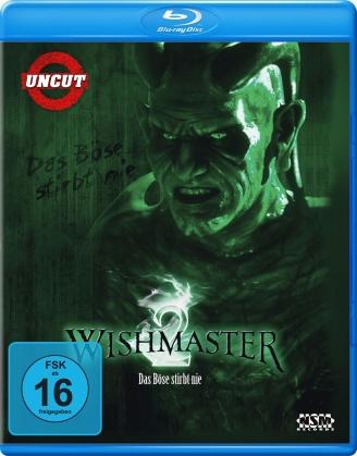 Wishmaster 2 - Das Böse stirbt nie (1999) (Uncut)