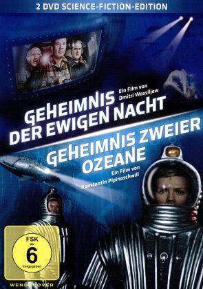Geheimnis der ewigen Nacht / Geheimnis zweier Ozeane (2 DVDs)