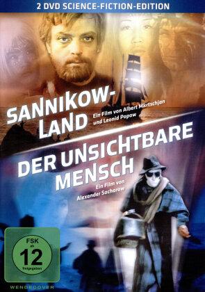 Sannikow-Land / Der unsichtbare Mensch (2 DVDs)