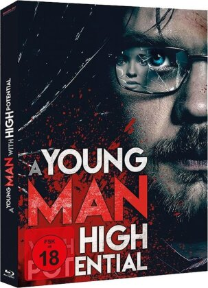A Young Man with High Potential (2018) (Special Edition, Uncut, Blu-ray + CD)