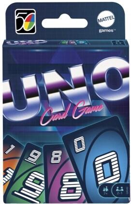 UNO Iconic Series 1980's Premium Jubiläumsedition (Spiel)