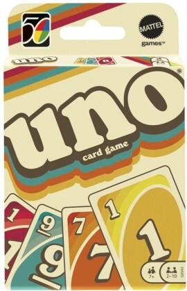 UNO Iconic Series 1970's Premium Jubiläumsedition (Spiel)