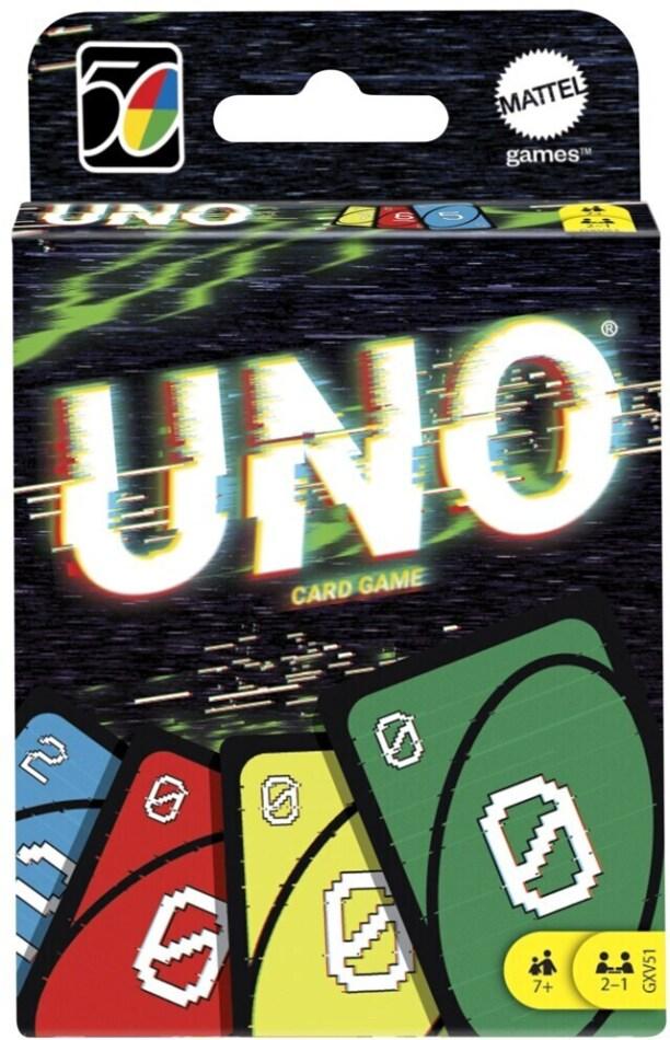 UNO Iconic Series 2000's Premium Jubiläumsedition (Spiel)