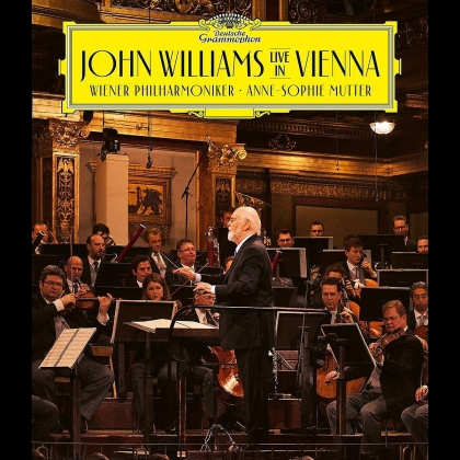 Wiener Philharmoniker, John Williams (*1932) (Komponist/Dirigent) & Anne-Sophie Mutter - John Williams - Live In Vienna (CD + Blu-ray)