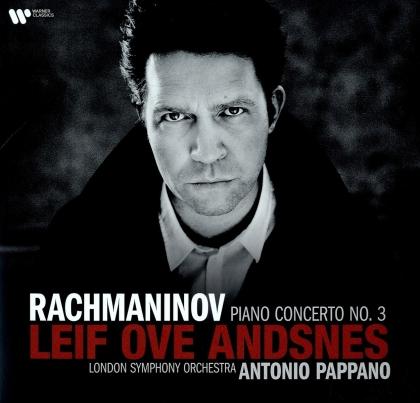 Sergej Rachmaninoff (1873-1943), Antonio Pappano, Leif Ove Andsnes & London Symphony Orchestra - Klavierkonzert Nr. 3 (LP)