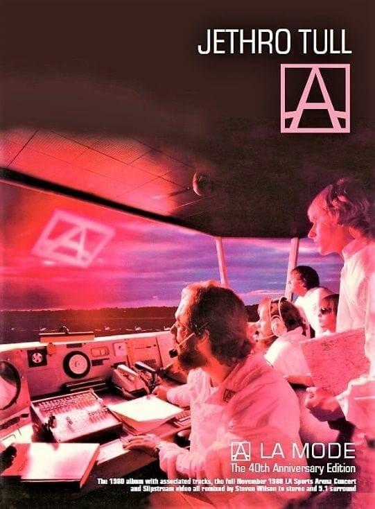 Jethro Tull - A - (A La Mode) (2021 Reissue, Steven Wilson Mix, 40th Anniversary Edition, 3 CDs + DVD)