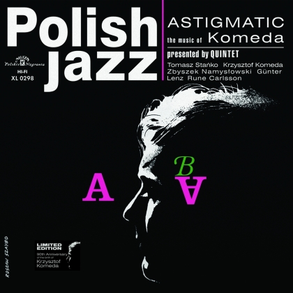 Komeda Quintet - Astigmatic (2021 Reissue)