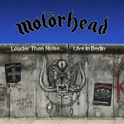 Motörhead - Louder Than Noise - Live in Berlin (CD + DVD)