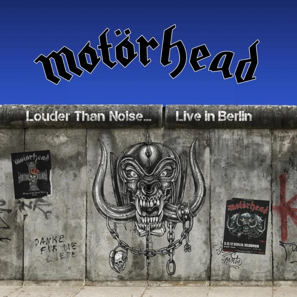 Motörhead - Louder Than Noise - Live in Berlin (Gatefold, 2 LPs)