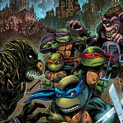 John Duprex - Teenage Mutant Ninja Turtles II: Secret Of The (LP)