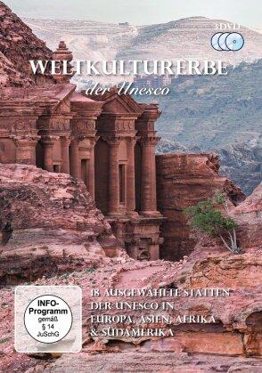 Weltkulturerbe der Unesco (3 DVDs)
