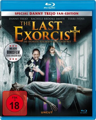 The Last Exorcist (2020) (+ Bonusfilm, Fan Edition, Uncut)