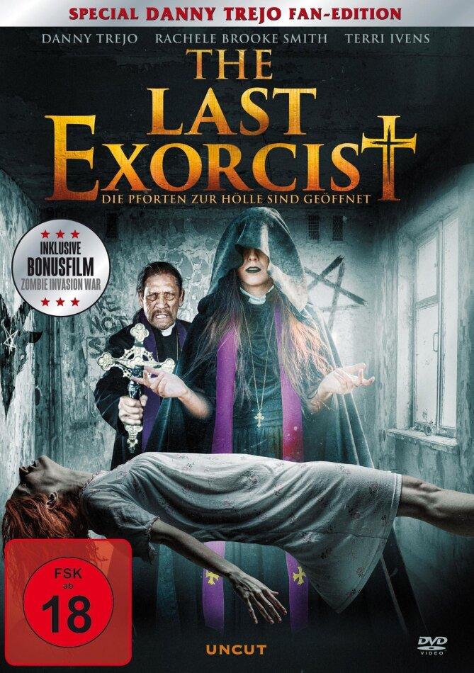 The Last Exorcist (2020) (+ Bonusfilm, Fan Edition, Uncut)