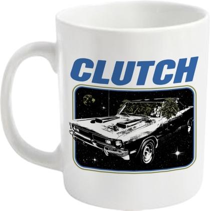 Clutch - Space Grass