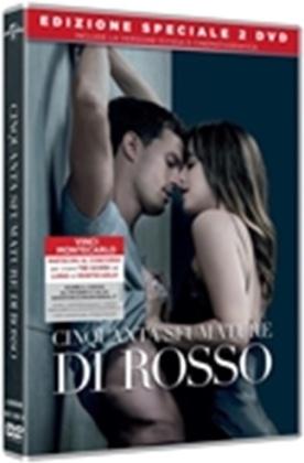 Cinquanta sfumature di rosso (2018) (Special Edition, 2 DVDs)