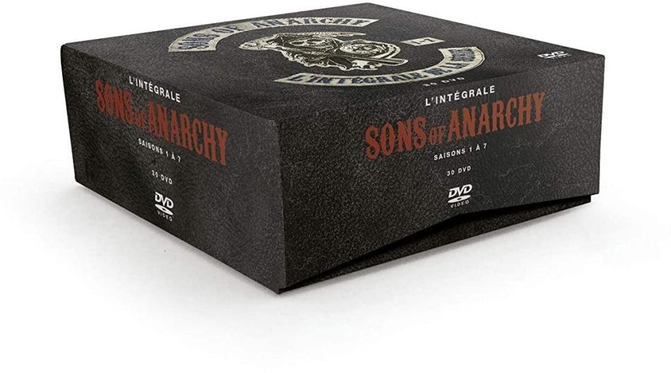 Sons of Anarchy - L'intégrale de la série: Saisons 1 à 7 (Édition Cube Box, Neuauflage, 30 DVDs)