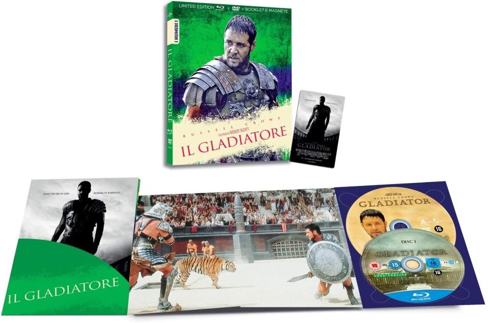Il Gladiatore (2000) (I Numeri 1, Limited Edition)