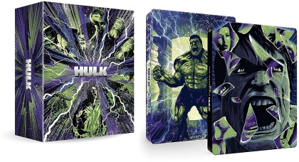 Hulk - Deluxe Collection (Edizione Limitata, Steelbook, 2 4K Ultra HDs + 2 Blu-ray)