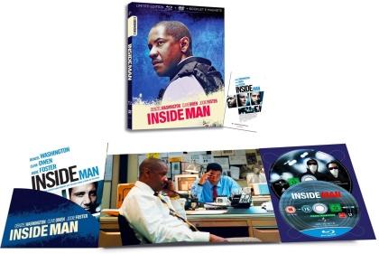 Inside Man (2006) (I Numeri 1, Edizione Limitata, Blu-ray + DVD)