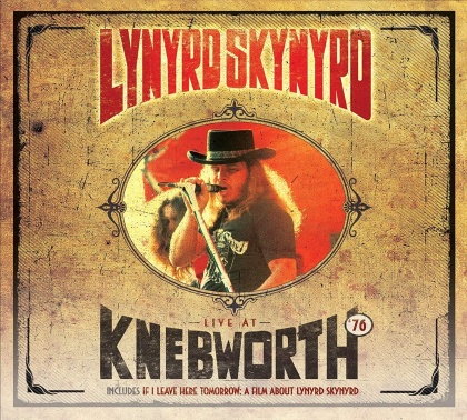 Lynyrd Skynyrd - Live At Knebworth '76 (Blu-ray + CD)
