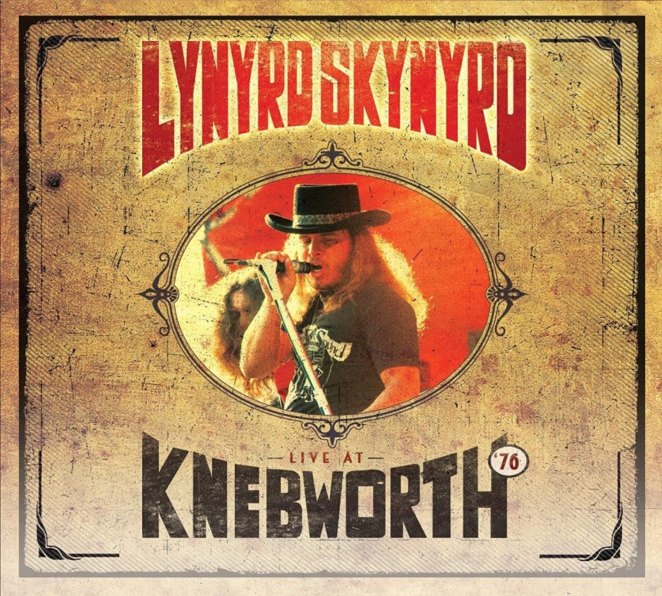 Lynyrd Skynyrd - Live At Knebworth '76 (DVD + CD)