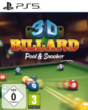 3D Billard