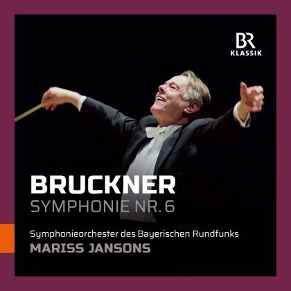Symphonieorchester des Bayerischen Rundfunks, Anton Bruckner (1824-1896) & Mariss Jansons - Symphonie Nr. 6