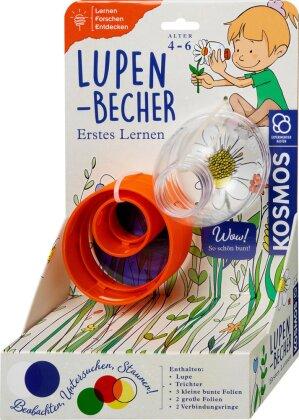 Lupen-Becher - Erstes Lernen (Experimentierkasten)