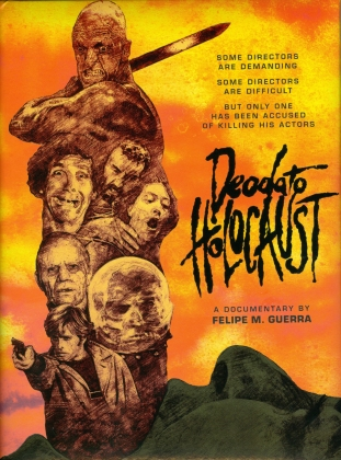 Deodato Holocaust (2019) (Wattiert, Limited Edition, Mediabook, Blu-ray + DVD)