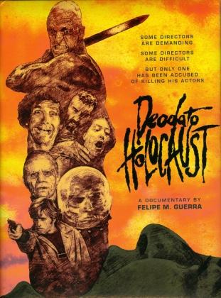 Deodato Holocaust (2019) (Wattiert, Edizione Limitata, Mediabook, Blu-ray + DVD)