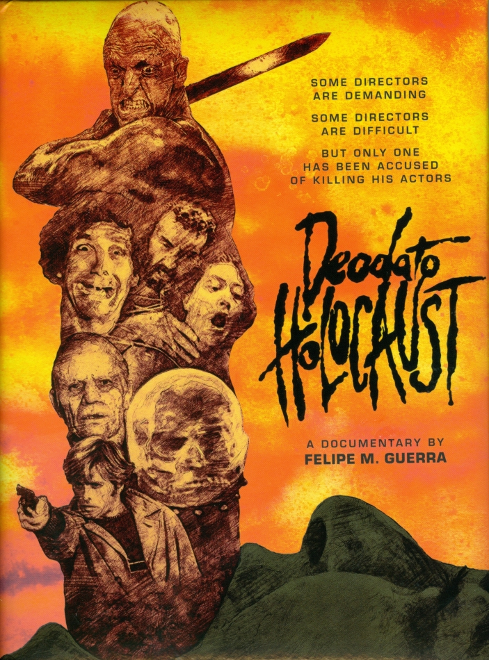 Deodato Holocaust (2019) (Wattiert, Limited Edition, Mediabook, Blu-ray + DVD)
