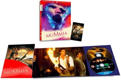 La Mummia (1999) (I Numeri 1, Edizione Limitata, Blu-ray + DVD)