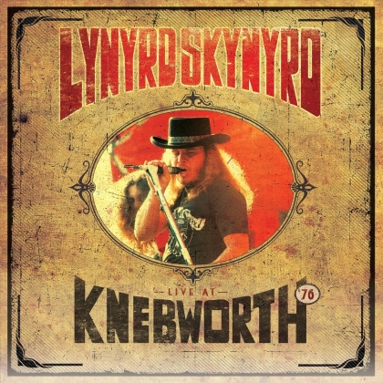 Lynyrd Skynyrd - Live At Knebworth '76 (2 LPs + DVD)