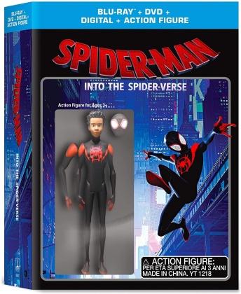 Spider-Man - Un nuovo universo (Edizione Esclusiva Action Figure) (2018)
