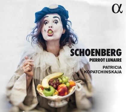 Arnold Schönberg (1874-1951) & Patricia Kopatchinskaja - Pierrot Lunaire