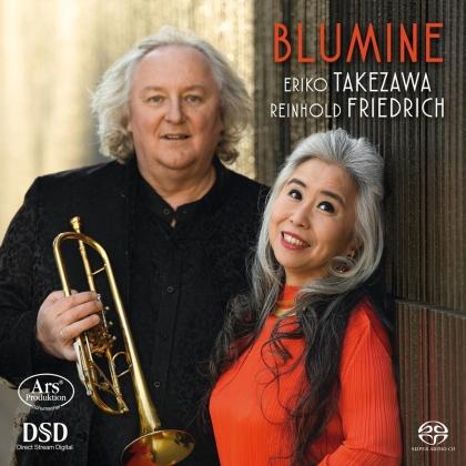 Reinhold Friedrich & Eriko Takezawa - Blumine (Hybrid SACD)