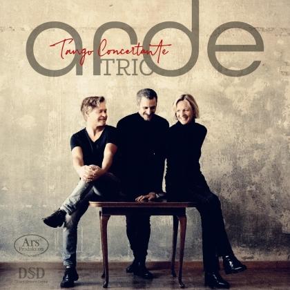 Arde Trio & Omar Massa - Tango Concertante (Hybrid SACD)