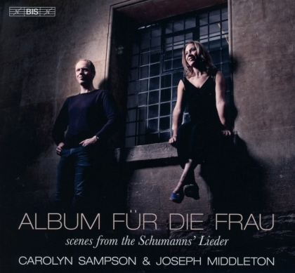 Robert Schumann (1810-1856), Carolyn Sampson & Joseph Middleton - Album Fur Die Frau - Scenes From Schumann's Lieder (Hybrid SACD)