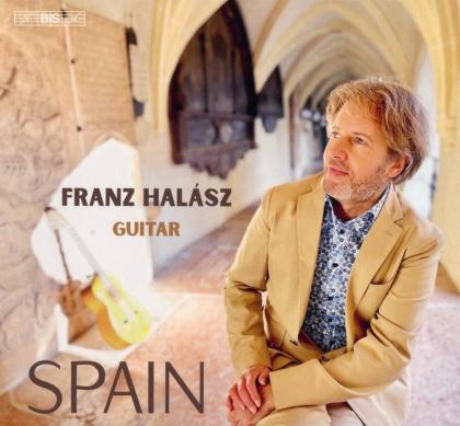 Franz Halasz - Spain (Hybrid SACD)