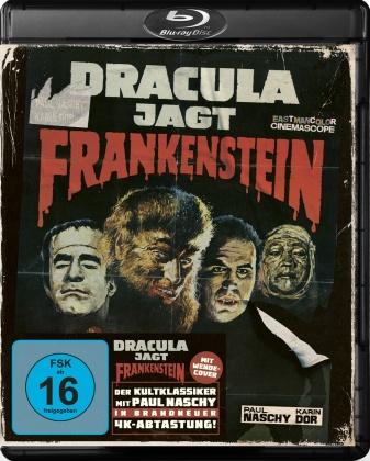 Dracula jagt Frankenstein (1970) (Limited Edition)