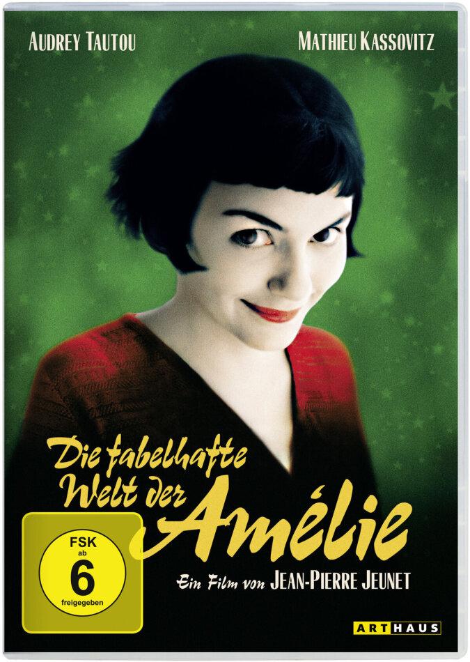 Die fabelhafte Welt der Amelie (2001) (Arthaus)