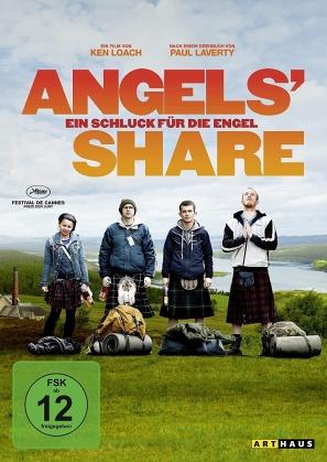 Angels' Share - Ein Schluck für die Engel (2012) (Arthaus)