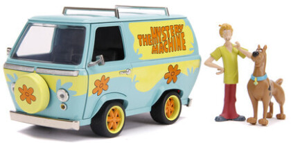 1:24 Mystery Machine W/ Scooby