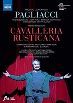 Viotti, Lorenzo / Netherlands Philharmonic Orchestra / Ailyn Perez - Pagliacci/Cavalleria Rusticana