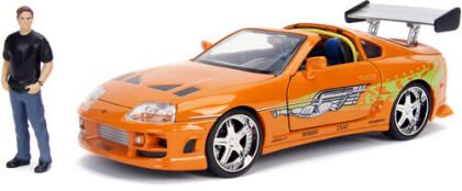 1:24 1995 Toyota Supra W/Brian O'conner Figure